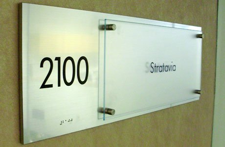 Architectural Interior ADA/Braille Signage