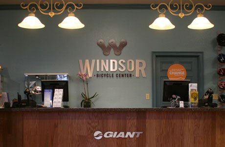 Windsor Interior Sign Installation