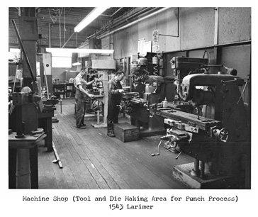 Sachs-Lawlor Machine Shop