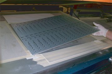 Sign Screen Printing Process 3
