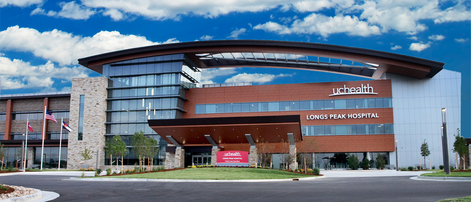 UCHealth Letters & Monument