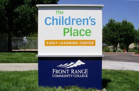 Outdoor Business Signs - Children's Place